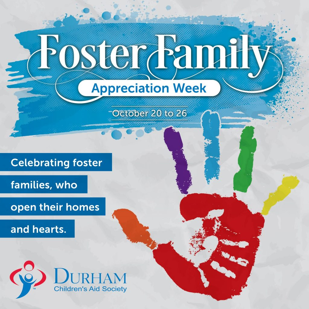 Foster Family Appreciation Week 2019